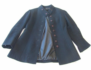 1950s_Black_Wool_Jacket_Relined